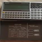 Sharp PC-1360